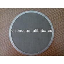 maille de fil de filtre de bord couvert (usine professionnelle)