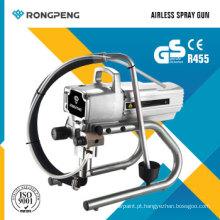 Pulverizador mal ventilado da pintura de Rongpeng R455