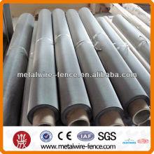 Fornecimento de boa qualidade de malha de arame de aço inoxidável 304 316 302