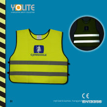Yellow Reflective Safety Vests, High Visibility Reflective, Running Vest