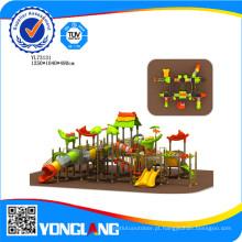 The Wonderful Ooutdoor Playground para crianças