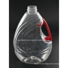 4 Liter Plastic Injection Bottle Mould Maker in China