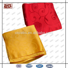Wholesale Factory Direct Logo Customized Hotel Wedding Table Plian Cotton Napkin