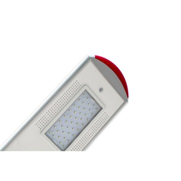 40W All in one led street lighting