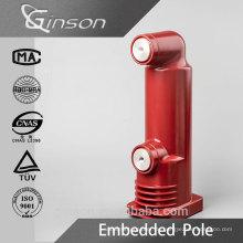 Embedded Pole Epoxidharz VXG
