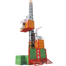 mater lift hoist high building construction elevator