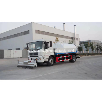 Dongfeng 4x2 sewer flushing vehicle on sale