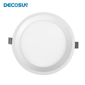 Cutout 75 105 125Mm White Adjustable Led Ceiling Lights Fixtures Round 5W 12W Dimmable Led Recessed Ceiling Light