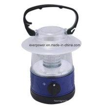 Lanterna de acampamento dobrável 12LED do gancho (CL-1004)