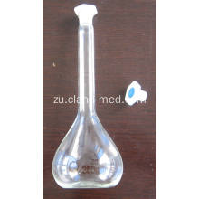 I-VOLUMETRIC FLASK nge-ONE GRADUATION MARK
