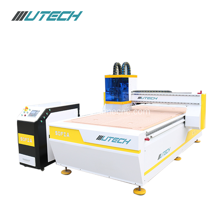 MDF Sponge Carton Rubber Oscillating knife cutting