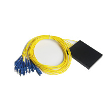 Cheapest Price for PLC Splitter PLC FBT Fiber Splitter supply to United States Manufacturer