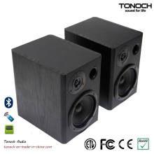 5 Inches Studio Monitor Wooden Speaker Box for Home Audios