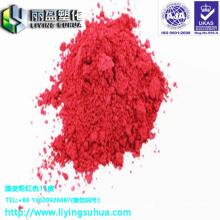 Temperature-sensitive powder, temperature-changing powder, color-changing powder, phosphor, color-changing material, color-chang