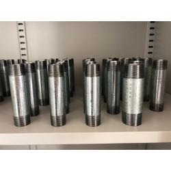 BS Standard Carbon Steel Pipe Nipple