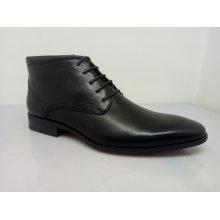 Zapatos de oficina para hombre de encaje de moda (NX 533)