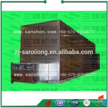 China Congelador de túnel