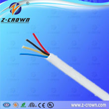 Security Alarm Cable 4 cores Copper Fire alarm cabe