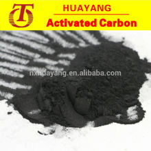Высокую Метиленового синего Порошкообразного активированного угля для удаления из молекулы пигмента,очищения и рафинировки.