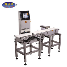 Checkweigher, Automatic Check Weigher machine ship to South Africa