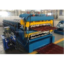 Автоматическая линия для производства двухслойных листов