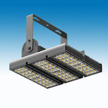 Waterproof IP65 Bridgelux Meanwell Power Supply 12000 Lumens 120W LED Tunnel Light Ce/RoHS/FCC