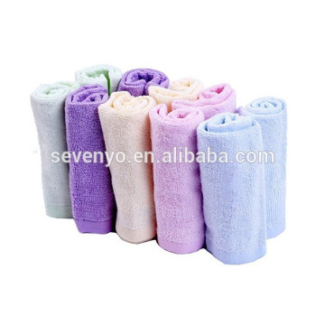 Bamboo Fiber Baby Washcloths Extra Soft Towel for Baby's Sensitive Skin Absorbent and Reusable Baby Wipes Excellent Baby giftset