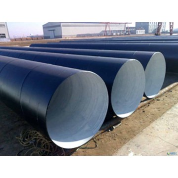 Yellow jacket insulation SSAW Steel Pipe