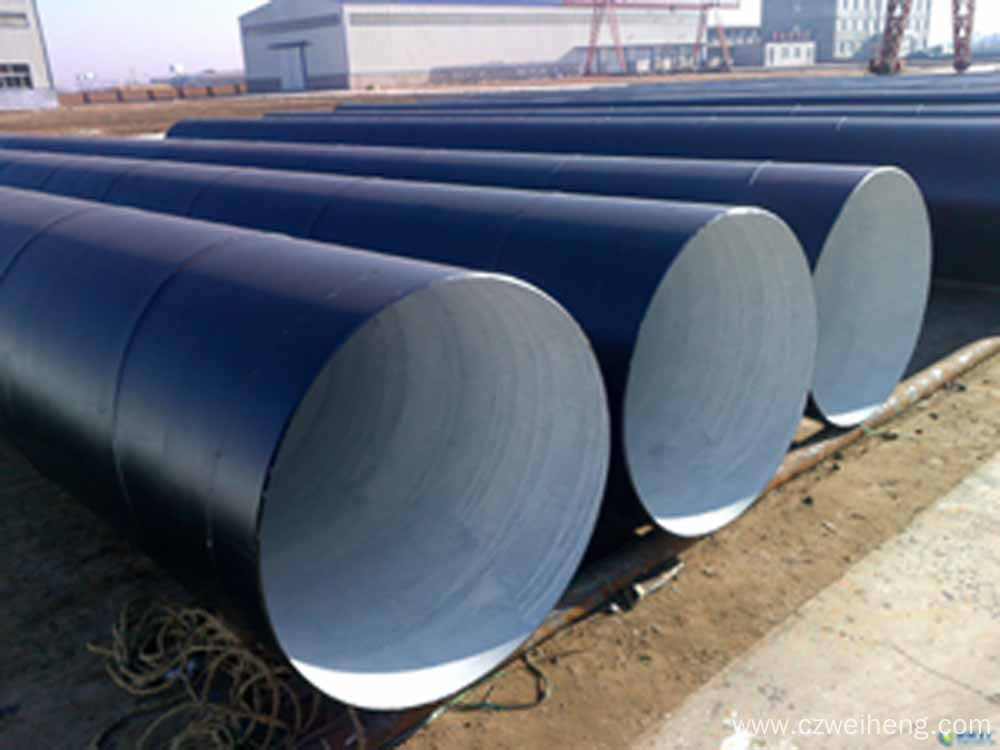 ASTM 252 SSAW steel pipe Pipes