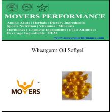 Softgel de aceite de trigo GMP estándar