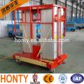подъемная платформа для материала / для очистки подъемная платформа из алюминия / регулируемая подъемная платформа для очистки алюминия