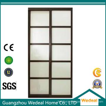 Настроить интерьер комнаты/Офисная дверь со стеклом