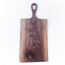 American Walnut Chopping Board with Nature Edge