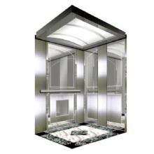 Elevador para prédio de escritórios pequeno elevador para passageiros usado em casa