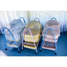 Cuna de bebé Cuna plegable Cama infantil portátil Fácil de instalar