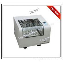 Hotsell bas prix qualité tube air bain shaker incubateur