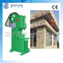 ES-16stone расщепление грибов машина для декоративных камней