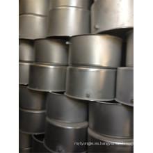 Disco de aluminio 1050 Ho para cacerolas cónicas de aluminio
