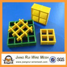 Konkave Oberfläche FRP Fiberglas Gitter (China Fabrik)