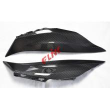 Задняя панель бокового сидения из углеродного волокна для Kawasaki Zx10r 2016