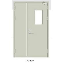 Ce puerta de acero a prueba de fuego para Polonia (F19)