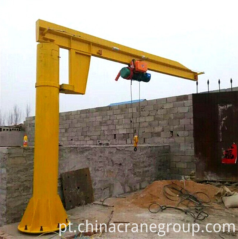 3-ton Electric Jib Crane