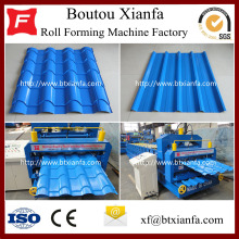 Bahan Atap Baja Tile Sheet Rolling Machine