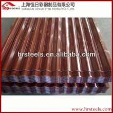 New Style and Best Selling galvanized corrugated roofing sheet/double wall plastic roof sheets