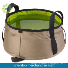 Portable Outdoor Folding Camping Water Bucket