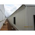 Equipamento de avicultura automática e casa pré-fabricada para projeto turnkey