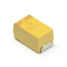 Capacitor de tantalio SMD---Topmay 25V