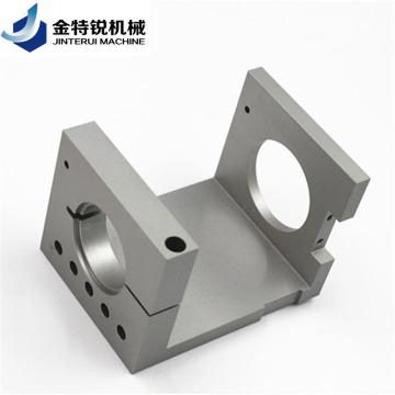 Cnc milling anodized titanium parts