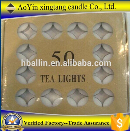 tea light candle