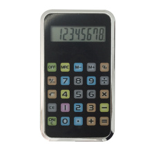 8 Digits Mobile Phone Design Pocket Calculator